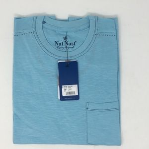 Nat Nast Shirts - NAT NAST LUXURY Originals Men's Short Sleeve 2 PK